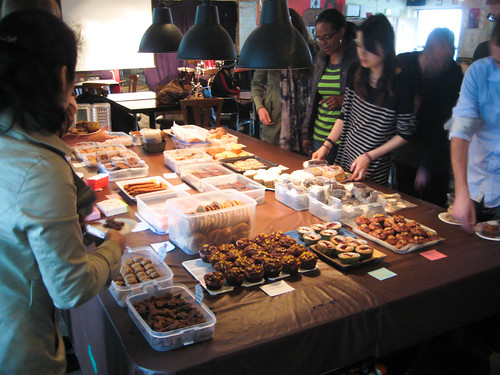Worldwide Vegan Bake Sale for Japan