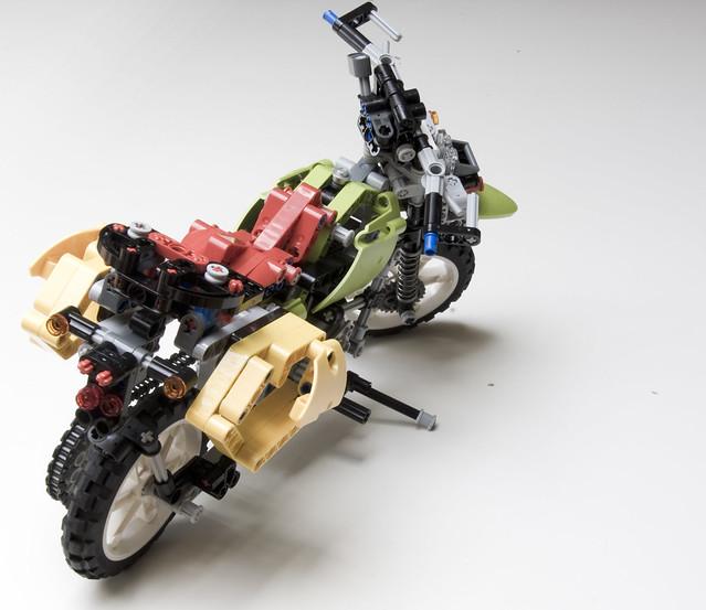TT1000G (Lego): vista general (4)