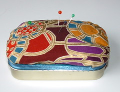 Altoids Pincushion Tin