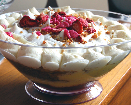 Heston trifle side