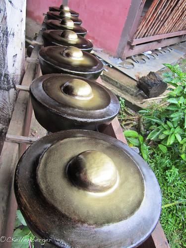 Kampung Sumangkap Gong Village