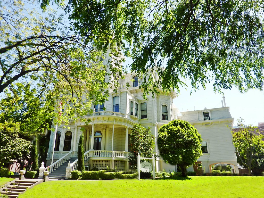 Historic California Governors Mansion