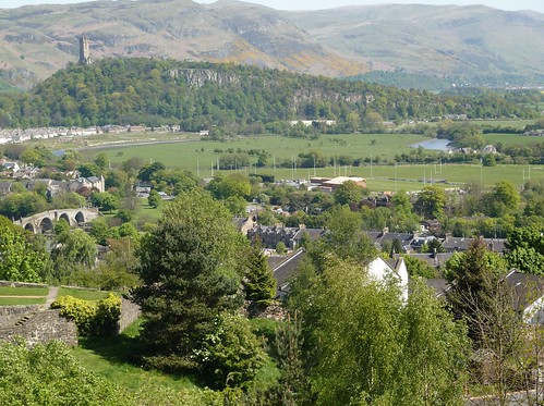 Site of Battle of Stirling Bridge, Stirling