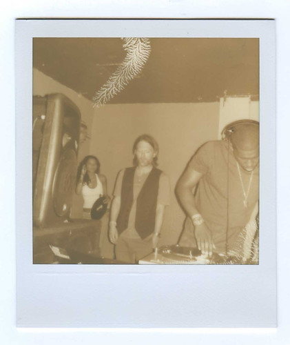 Thom Yorke + Flying Lotus / Low End Theory / Los Angeles / 4 May 2011