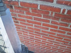 Chimney Repoint (GF Sprague) Tags: chimney boston ma belmont cap flashing brookline newton rebuild weston repairs repoint
