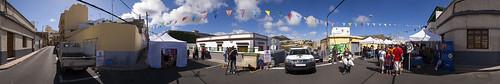 VII Feria Empresarial Montaña Cardones 2011, Arucas. Isla de Gran Canaria