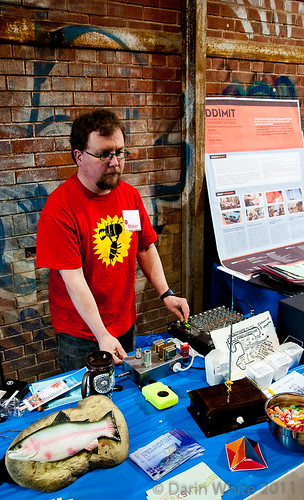 Toronto Mini Maker Faire 2011 - Day 2 165