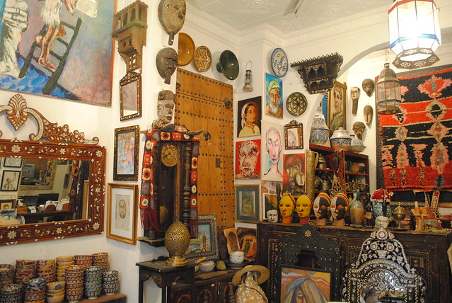 Shop in Tangier