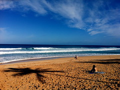 Ehukai beach. (jai Mansson's photography.) Tags: usa beach hawaii oahu northshore pipeline appletv jaimansson