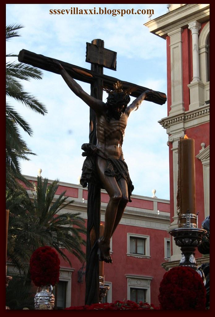 Santísimo Cristo de la Buena Muerte. Domingo de Ramos 2.011