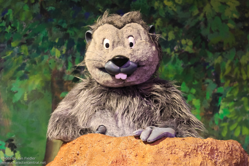 Gopher At Disney Character Central