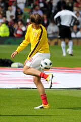Ignasi Miquel (N5 Snapper) Tags: football soccer fc fulham arsenal premiership premierleague epl 2011 cravencottage