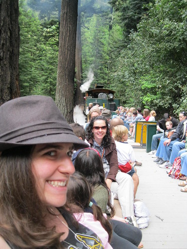 Roaring Camp Train Ride