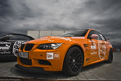 BMW M3 GTS G-Power (Raul Salinas) Tags: barcelona espaa orange cars car canon photography eos amazing spain flickr rally salinas explore bmw raul 17 m3 expensive limited edition 3000 85 supercar gumball gts gumball3000 2011 eor explored 40d autogespot