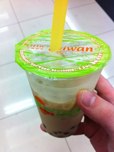 Little Taiwan Pearl Tea