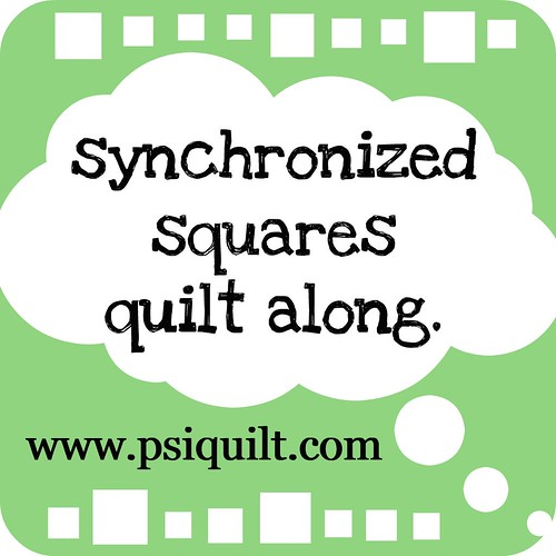 synchronized squares quilt along.