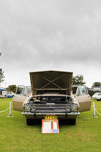 Toowoomba Classic Holden Club Meet-4