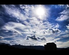 my sky (pooldodo) Tags: blue sky cloud canon eos taiwan taipei   tamron f28 a16 50d 1750mm pooldodo
