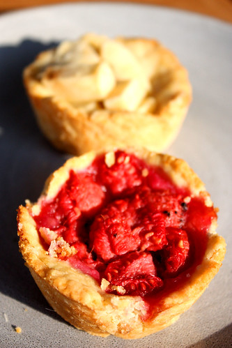 Doukhobor Fruit Tart Pastries