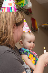 Candle (Craig Dyni) Tags: birthday baby girl mom candle mother madelyn alannah dauther dyni