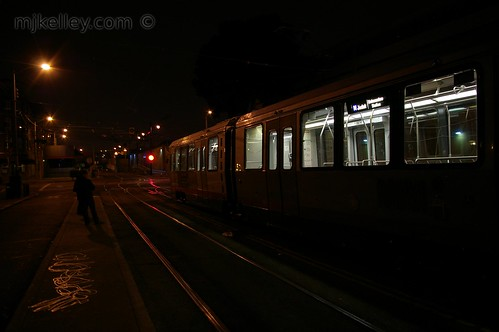 Streetcar From Darkness