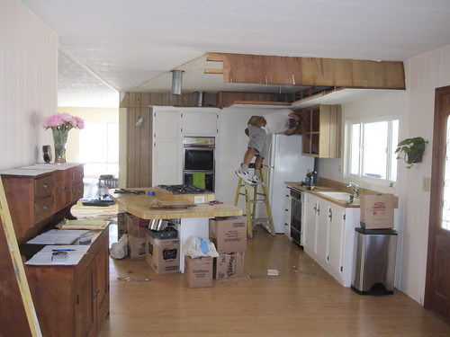 kitchen/dr during