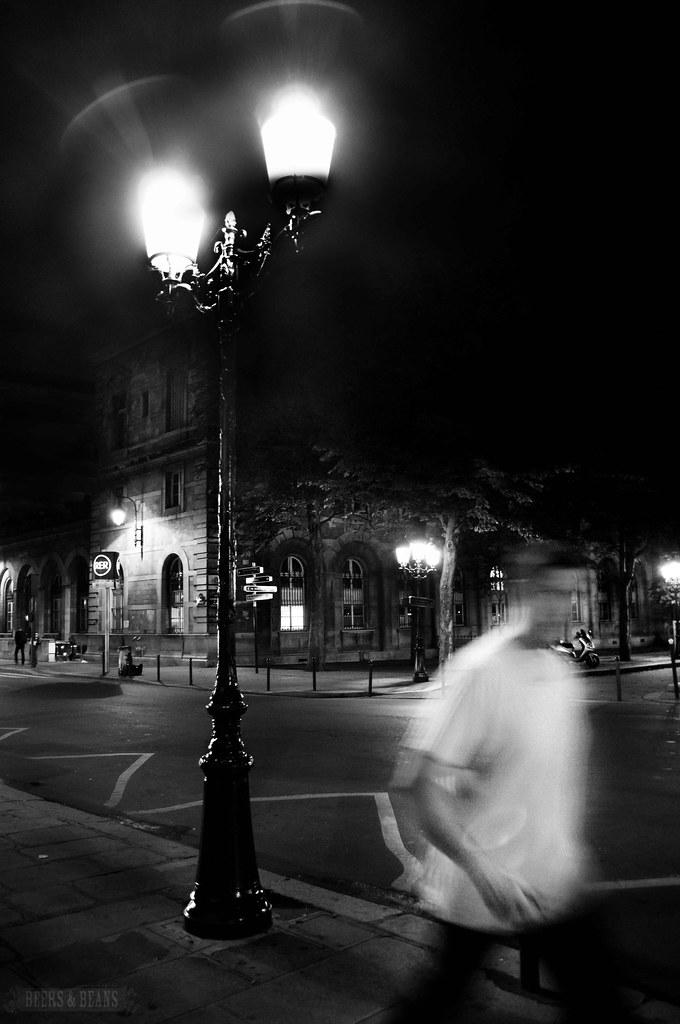Paris at night - Paris Streets