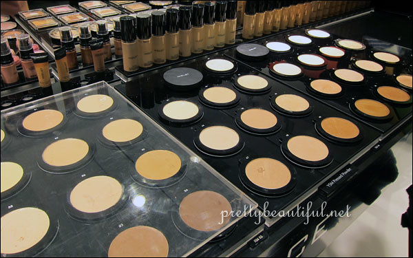 inglot foundations