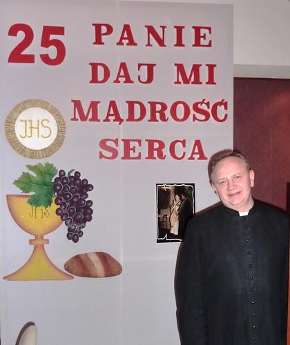 25 lat Kapłaństwa Ks. Prob. A.Norasa