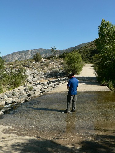 ZK at Piru Creek/Hardluck Road crossing
