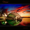 0942 Dreams...somnis...sueños... (QuimG) Tags: sunset architecture canon geotagged creativity atardecer golden arquitectura olympus sueños dreams retouch valència retoque paísvalencià wow1 wow2 somnis capvespre retoc specialtouch specialpicture colorphotoaward quimg aiguaicel quimgranell joaquimgranell mygearandme mygearandmepremium afcastelló obresdart