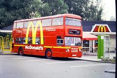 SDA 800S (markkirk85) Tags: travel party west bus buses birmingham mcdonalds 6800 sda leyland fleetline midlands mcw 51978 800s sda800s