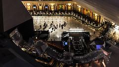 Lobbying (merobson) Tags: luxor lobby guests checkin fromthe24thfloor lasvegas hotel casinon