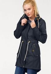 Schmuddelwedda raincoat (ShinyNylonFan) Tags: schmuddelwedda raincoat girl