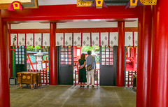 Hieda-shrine is a safely delivered power spot (sapphire_rouge) Tags:  hiedashrine     japan tokyo