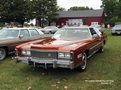 1977 Cadillac Eldorado Biarritz Coupe (JCarnutz) Tags: cadillac eldorado biarritz cadillaclasallefallfestival gilmorecarmuseum