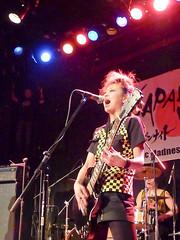 Lolita No 18-12 (RW Sinclair) Tags: leica newyorkcity girl rock japan japanese march concert punk no live group band lolita boweryballroom 18 nite dlux 2011 japannite dlux5 lolitano18