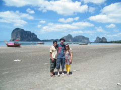 Pak Meng Beach (63) (radioink) Tags: trip sea holiday beach thailand boat south southern pakmeng trang