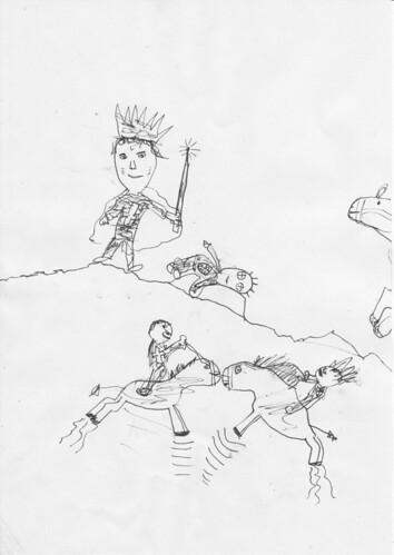 Oliver's Sketch