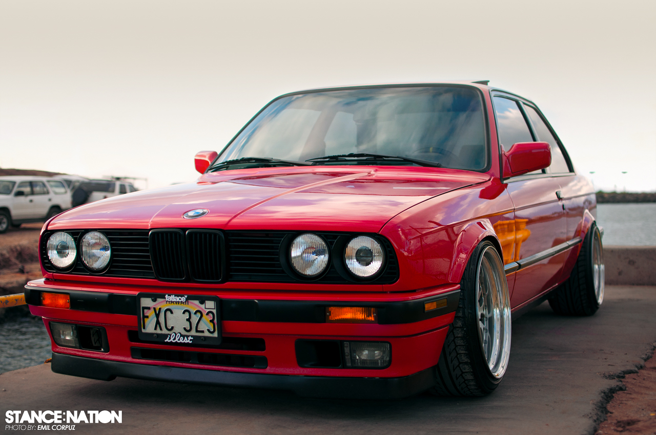 Ccw X Bmw E30 Stancenation Form Gt Function
