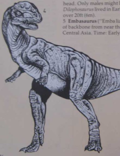 A Field Guide to Dinosaurs, 1983, Page 76