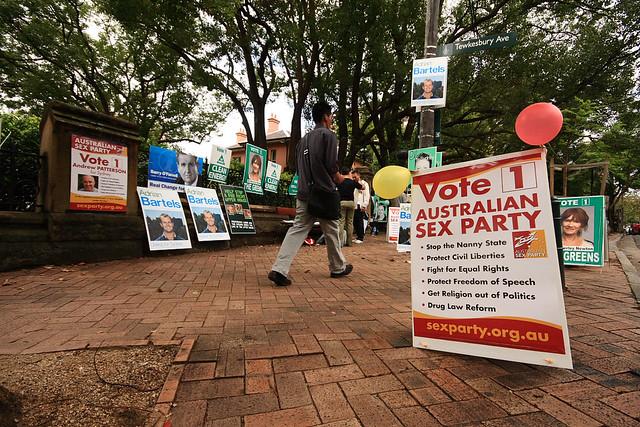 Wybory stanowe, Nowa Południowa Walia