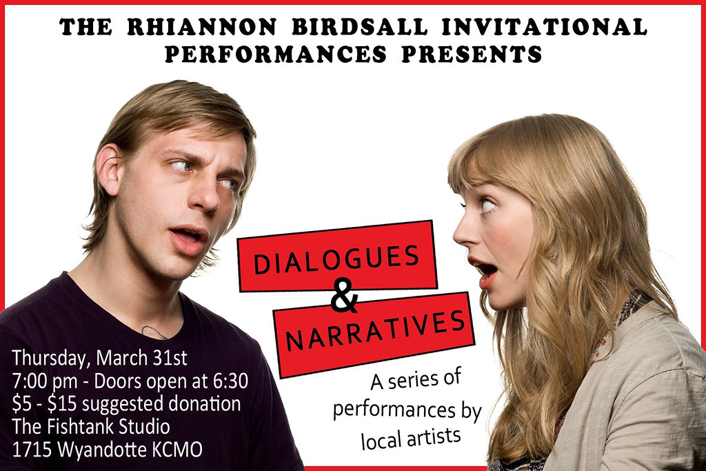 Rhiannon Dialogues and Narratives 3-31-11