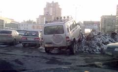 Паркинг по-русски