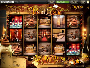 French Cuisine slot game online review