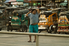 Not One DAMN Was Given!!! (Instant Vantage) Tags: canon gut philippines stomach fatty 7d 70200 tsinelas canonef70200mmf28liiisusm
