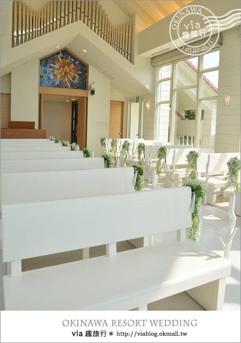 【沖繩教堂】沖繩美麗教堂之旅~Aquagrace、Aqualuce、Coralvita教堂29