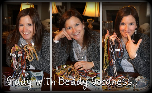 Giddy With Beady Goodness