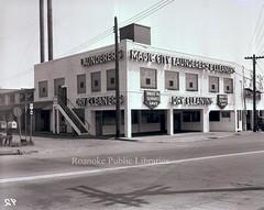 Davis 47.41 Magic City Launderers (Roanoke Public Libraries) Tags: memorial storefront avenue magiccitylaundererscleaners