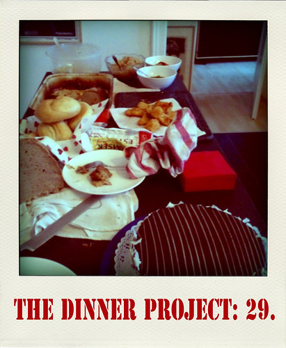 the dinner project: kw 13.